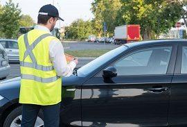 Как не получить штраф, паркуясь во дворе